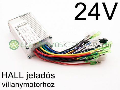24V elektromos kerékpár vezérlő elektronika (CK280915) - 06705125161
