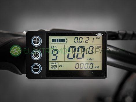 PEDELEC vezérlő elektronika (350W max)