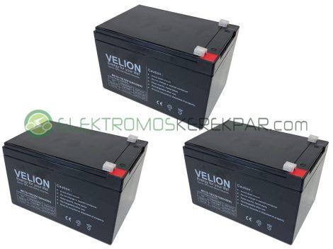 elektromos kerékpár akkumulátor 6-dzm-10 12V 12Ah árak (CK331229) - 06705125161