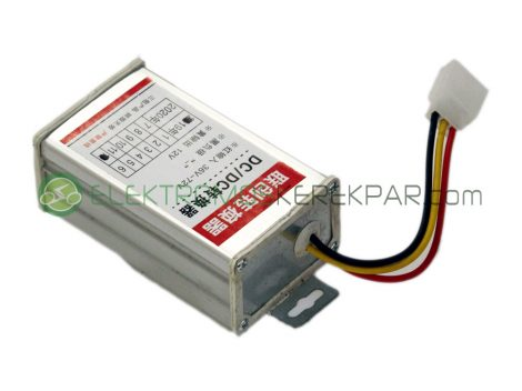 elektromos kerékpár feszültségszabályzó 48V/12V ( CK380886) - 06705125161