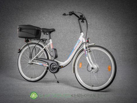 """CSEPEL elektromos kerékpár 26"""" (CS21,Li)"""