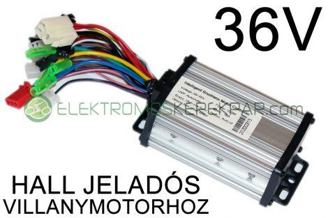 36V elektromos kerékpár vezérlő elektronika (CK592853) - 06705125161