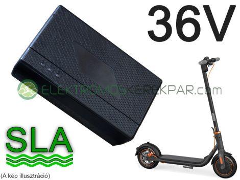36V 1.6A Elektromos Roller töltő SLA akkumulátorhoz