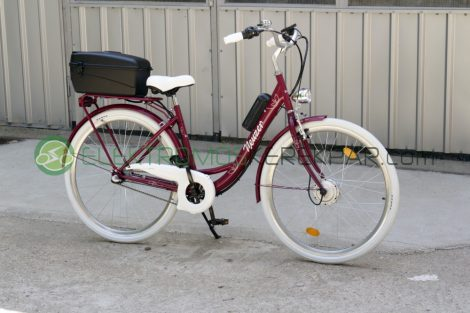 VELION NZ19 Magyar Elektromos Kerékpár - 06705125161 - CK846435