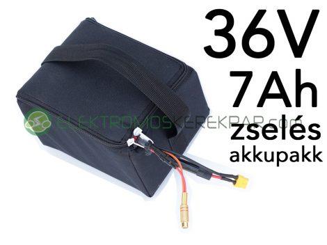 36V 7Ah zselés akkumulátor (PEDELEC) - CK847056 - 06705125161