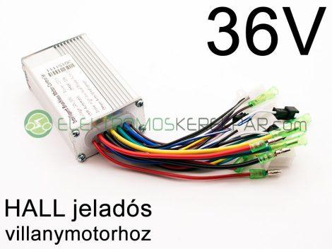 36V elektromos kerékpár vezérlő elektronika (CK914374) - 06705125161