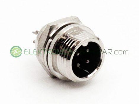 (4PM12) Töltő aljzat elektromos kerékpárhoz (CK938307) - 06705125161