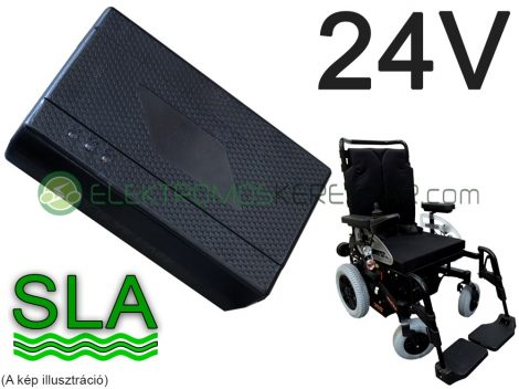 elektromos kerékpár töltő 24V 5A (CK972435) - 06705125161