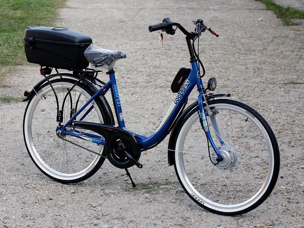 Velion OP18 Magyar elektromos kerékpár